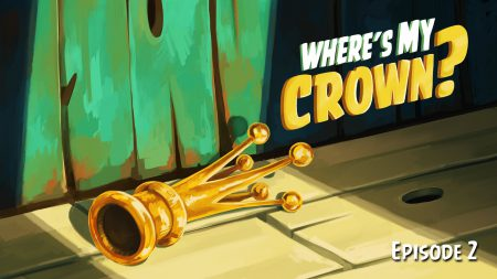 Angry Birds – Where's My Crown?