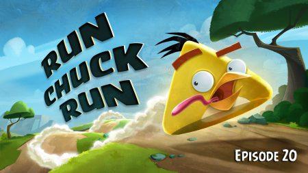 Angry Birds – Run Chuck Run