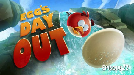 Angry Birds – Eggs' Day Out