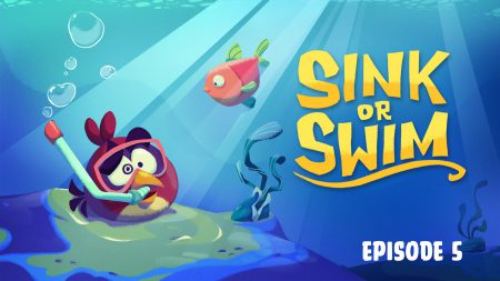 Angry Birds – Sink or Swim