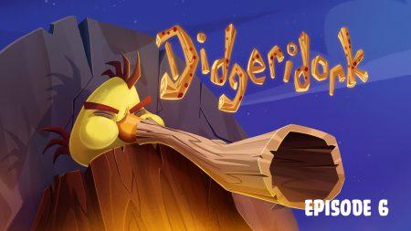 Angry Birds – Didgeridork