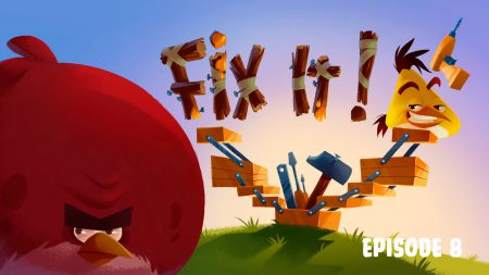 Angry Birds – Fix it!