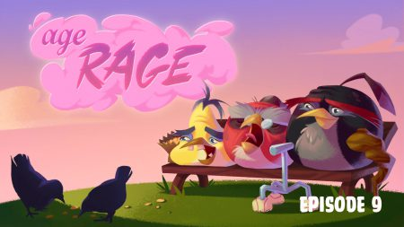 Angry Birds – Age Rage