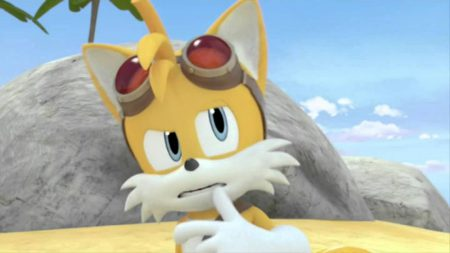 Sonic Boom – Koe Bot