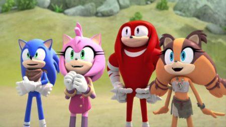 Sonic Boom – Laag Mikken