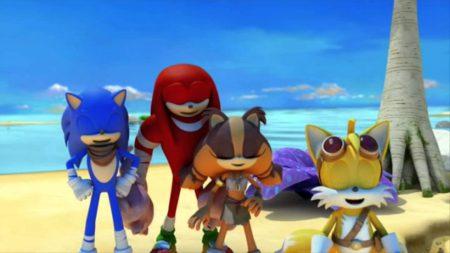 Sonic Boom – Grottesk Wonen
