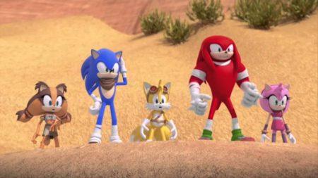 Sonic Boom – Slapende Reus