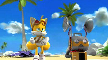 Sonic Boom – Vertaalslag