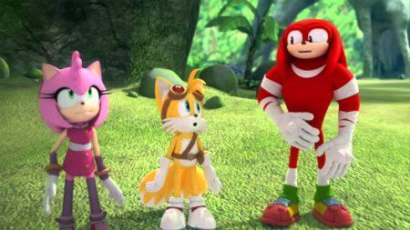 Sonic Boom – De Vloek Van Buddy Buddy Temple