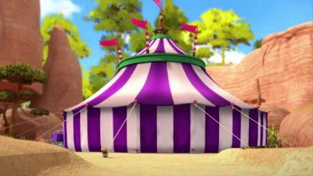 Sonic Boom – Circusstreken