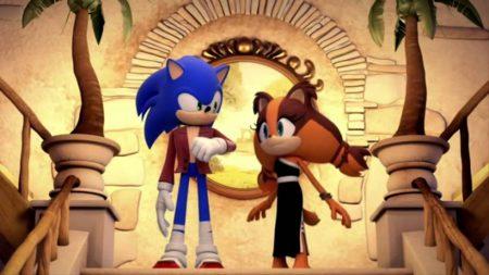 Sonic Boom – Mijn Schoone Sticksy