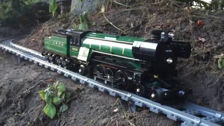 LEGO Super Lange Treinbaan