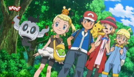 10 nieuwe afleveringen Pokémon XYZ erbij gezet