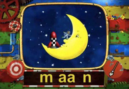 Veilig Leren Lezen – Maan