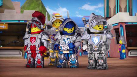 LEGO® NEXO KNIGHTS™ – Het Boek Der Obsessie