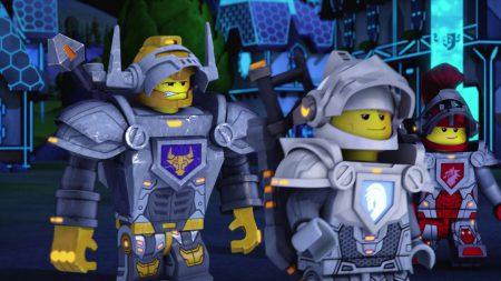 LEGO® NEXO KNIGHTS™ – Tot Het Lachen Je Vergaat