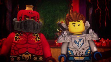 LEGO® NEXO KNIGHTS™ – Helden Van Het Koninkrijk