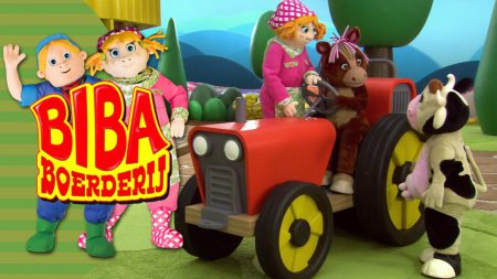 Nieuwe categorie Bibaboerderij toegevoegd met daarin 20 afleveringen