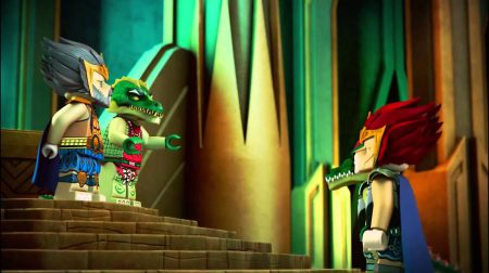 LEGO® CHIMA™ – Big Boys Big Toys Mini Movie