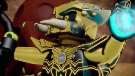 LEGO® CHIMA™ – The Web and the Sting Mini Movie