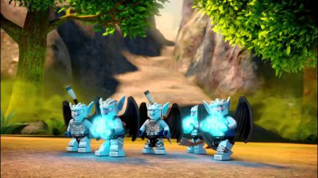 LEGO® CHIMA™ – Horn to be Wild Mini Movie