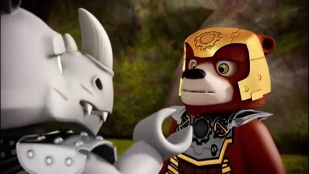 LEGO® CHIMA™- A Game of Legends Mini Movie