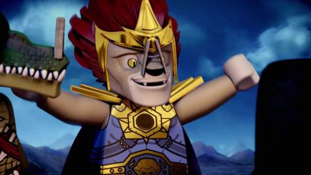 LEGO® CHIMA™ – The Cloud and the Shadow Mini Movie