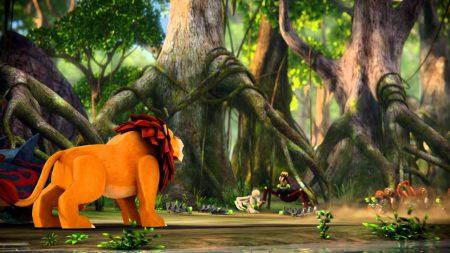 LEGO® CHIMA™ – ShadoWind Chronicles Mini Movie