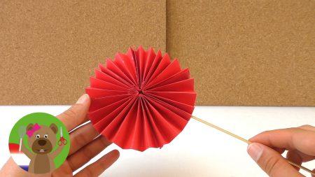 Decobloem Van Papier Maken / Kleine Papierbloemen