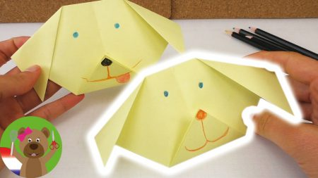 Origami Hond