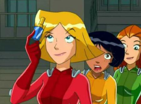 Totally Spies! S01/A06 – Kinderspel