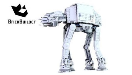 Lego Star Wars 75054 AT-AT – Lego Speed Build