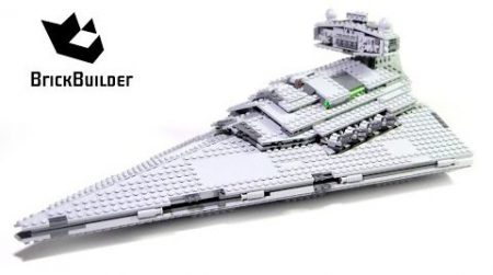 Lego Star Wars 75055 Imperial Star Destroyer – Lego Speed Build
