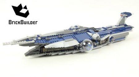 Lego Star Wars 9515 Malevolence – Lego Speed Build