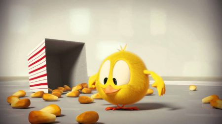 Waar is Chicky – Popcorn