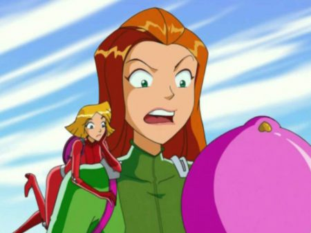Totally Spies! S01/A14 – Krimpen