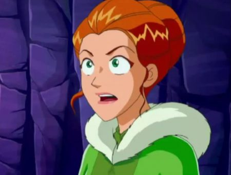 Totally Spies! S01/A22 – De IJsman