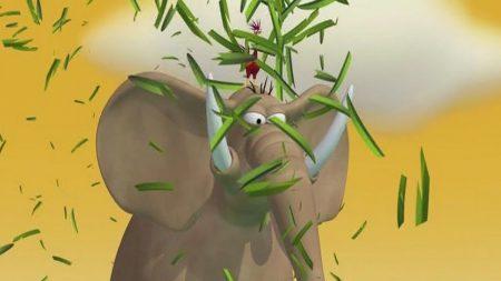 Gazoon – Olifant Doet De Tuin