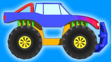 Binkie TV – Monster Truck