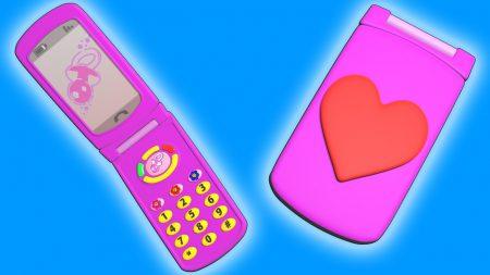 Binkie TV – Mobiele Telefoon