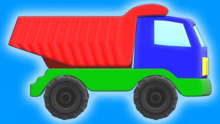 Binkie TV – Vrachtauto