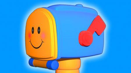 Binkie TV – Postbus