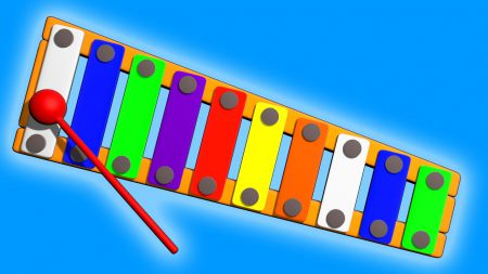 Binkie TV – Xylophone