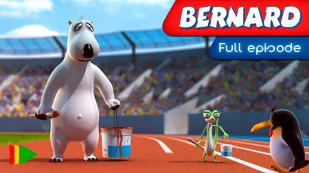 Bernard – Het Olympisch Stadion