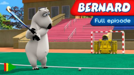 Bernard – Hockey