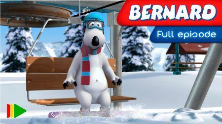 Bernard – Snowboarding