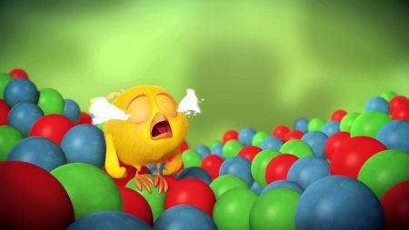 Waar is Chicky – Kauwgomballen Automaat