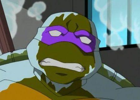Teenage Mutant Ninja Turtles –  De Monsterjager