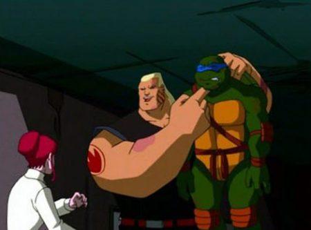 Teenage Mutant Ninja Turtles – Shredder Slaat Terug