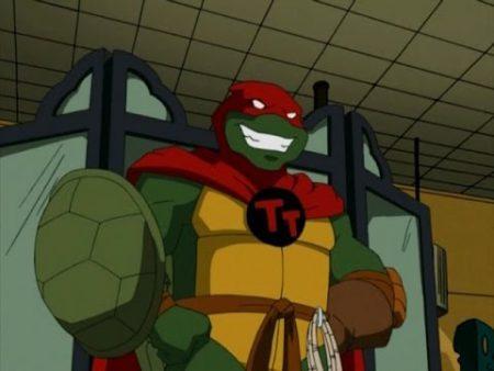 Teenage Mutant Ninja Turtles – De Tegenvallende Turtle Titan (1/2)